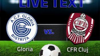 CFR Cluj obtine prima victorie din 2013! Gloria 0-5 CFR Cluj! Campioana face spectacol la Bistrita, Deac a jucat fantastic