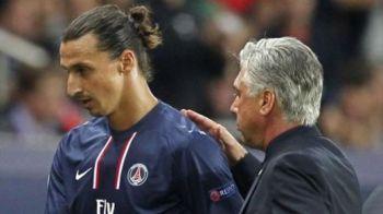 """OFICIAL: Ibrahimovici ramane la PSG! """"Nu se pune problema sa plece!"""" Ce veste PROASTA au primit fanii super echipei franceze:"""