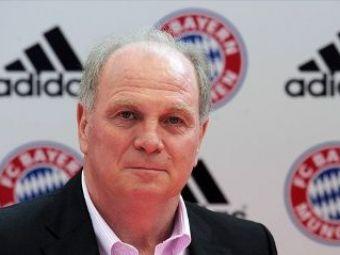 Uli Hoeness, 'lucrat' din interior! Mai multi membri din conducerea lui Bayern Munchen cer suspendarea din functie a presedintelui!