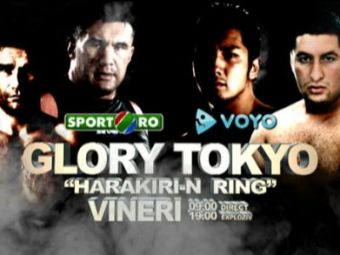 Lupta TOTALA in ring! Aerts si Le Banner se bat LIVE in Glory Tokyo! Klitschko are meci MARE cu italianul Pianeta