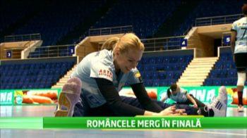 Romancele au ajuns totusi in finala Ligii la handbal! Cine sunt fetele care pun mana pe medaliile Oltchimului