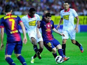 Barcelona spune ADIO tiki-takai! Vilanova vrea sa transforme echipa dupa modelul Bayern: isi ia un TANC la mijloc si spera sa DISTRUGA tot!
