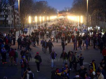 LIVE BLOG DERBY D1NAM8 – 2TE4UA   Dinamo se simte UMILITA ACASA! Reactia INCREDIBILA a fanilor pe National Arena si gestul NEVAZUT al lui Reghe: