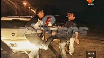 VIDEO Scandal MONSTRU in Argentina! Maradona i-a batut si a aruncat cu pietre in ei! Imagini de necrezut cu idolul unei generatii!