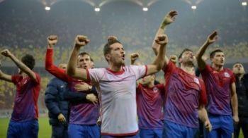 Steaua a vandut 35.000 de bilete pentru meciul cu Brasov! Stelistii vor sarbatori titlul intr-un autobuz decapotat, in mijlocul Bucurestiului: