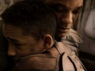 Will Smith s-a facut de RAS! A rupt topurile in FILME cu super eroi, dar e un fricos! Ce l-a facut sa tipe in direct, la TV! VIDEO