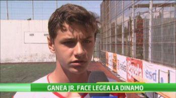 Ganea trimite un super campion la Dinamo! Pustiul SENZATIE care pleaca la Real sau Milan dupa ce rupe TOT in Romania