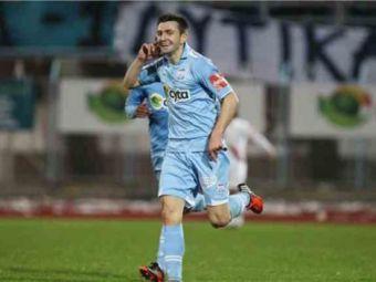 Romeo Surdu are cea mai buna perioada din cariera! A dat golul victoriei si a castigat finala Cupei in Cipru!