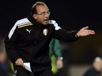 In toamna visa sa ii fure titlul Stelei, acum a ajuns sa antreneze in Liga a 4-a! Cu cine a semnat Valentin Sinescu: