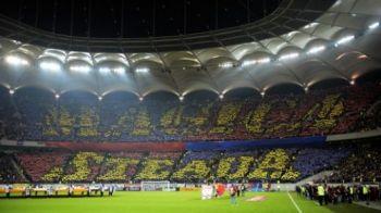 """Au mai ramas 10.000 de bilete la Steaua - Brasov! Stelistii vor sarbatori titlul cu o coregrafie INEDITA: """"Vom acoperi toate cele 55.000 de locuri"""""""