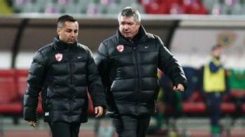 Doua solutii low cost pentru banca lui Dinamo! Ultimele variante pentru inlocuirea lui Talnar