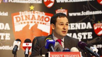 Negoita pregateste o SURPRIZA de proportii! Talnar nu o va mai antrena pe Dinamo in sezonul viitor si poate fi inlocuit de un fost IDOL al nationalei! Ce variante au dinamovistii: