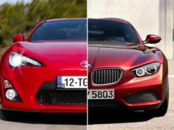 BOMBA in industria auto! Doi giganti isi unesc fortele pentru masina PERFECTA! Prima imagine cu sportiva anului!
