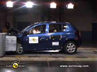 Dacia da lovitura! Europenii vor adora si mai mult Sandero dupa anuntul asta! Cate stele a primit la testele de siguranta. VIDEO: