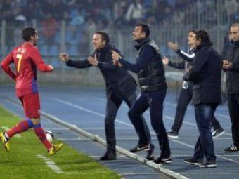 Liga 2, in loc de Champions League? Ce derby-uri ar juca Steaua daca va fi retrogradata: