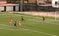 Gol senzational marcat de al 12-lea jucator, VANTUL! Vezi cat de tare suteaza acest FENOMEN al naturii :)) VIDEO