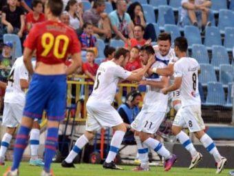 Reghe l-a vazut pe DVD, Steaua vrea sa dea banii! 300.000 de euro pentru un 'varf de careu'! 700.000 pentru viitorul Cristi Tanase: