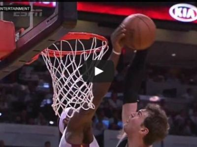 Faza DEMENTIALA a lui LeBron James in finala NBA! Milioane de fani nu s-au asteptat sa-l vada niciodata facand asta! VIDEO