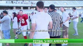 VIDEO Romanii au inteles GRESIT fotbalul american! Arbitrul a mancat BATAIE la finala campionatului! Cum s-a razbunat: