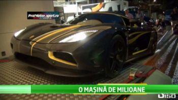 O femeie a dat 3.2 milioane de euro pe un MONSTRU de peste 1000 de cai! Cum arata Rolls-ul de mers la piata :)