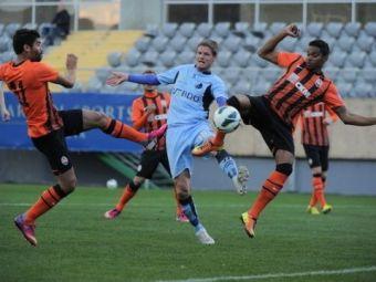 Lucescu o ajuta pe Steaua! Il Luce trimite un ATACANT brazilian in Ghencea! PERLA de Liga pentru stelisti: