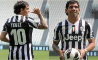 "TRANSFER MARKET | ""Vreau sa castigam Liga anul asta!"" Tevez a imbracat prima data tricoul lui Juventus!  Real a pus mana pe diamantul din La Liga!"