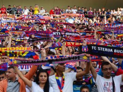 """Steaua poate bate un nou RECORD cu Vardar! Maine se pun in vanzare biletele! Anuntul lui MM garanteaza un stadion plin: """"Sunt sanse foarte mici sa fie televizat!"""""""