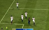 Rusescu spulbera TOT la FIFA! Dupa Real, a terminat-o si pe Barca! Ce gol a dat in FIFA 13
