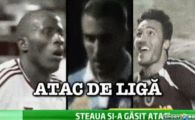 """A refuzat Steaua dar ii asigura pe campioni ca dau lovitura cu un atacant: """"E foarte bun, da 10-12 goluri pe sezon!"""" Steaua il poate lua pe urmasul lui Drogba:"""