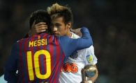 OFICIAL: Messi a vorbit pentru prima data despre NEYMAR! Momentul in care brazilianul realizeaza UNDE a ajuns! Ce are de facut: