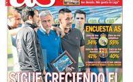 Fanii nu-l vor ierta NICIODATA pe Mourinho pentru asta! Real, din ce in ce mai URATA in Spania! Topul echipelor cu cei mai multi fani: