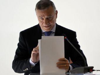 Decizia TAS poate aduce prima demitere in fruntea Federatiei! Se poate lasa cu o schimbare radicala in regulament! Anuntul facut de Mircea Sandu!
