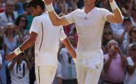 S-a rupt blestemul: Murray a castigat Wimbledon-ul si a devenit primul britanic care cucereste trofeul dupa 77 de ani! Djokovic, rapus in 3 seturi!