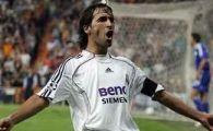 RAUL se intoarce la REAL MADRID! Vezi cu ce ocazie vine din nou la Madrid idolul de pe Bernabeu! Momentul care umple stadionul!