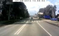 VIDEO A jucat la LOTO dupa faza asta! Cel mai norocos pieton din lume! Cum a scapat de un accident fatal: