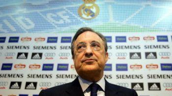 Afacere nebuna pregatita in ULTIMELE ORE de Florentino Perez: 50 de milioane pentru un GOLEADOR si un nou director sportiv!