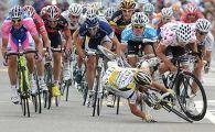 "Incidentul INCREDIBIL care i-a oripilat pe ciclistii din Turul Frantei: ""E inadmisibil asa ceva! Rusine sa le fie!"" Gestul taxat de toata lumea:"