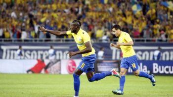 A fugit inainte de Supercupa, dar poate prinde un transfer direct in Franta! Bokila poate face cuplu LETAL de atac cu Mutu: