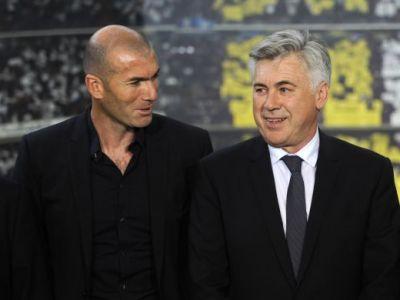 Ancelotti i-a luat locul lui Mourinho, dar nu el e noul BOSS de la Real! Cum a ajuns Zidane unul dintre cei mai puternici oameni de la Real: