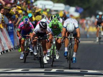 Marcel Kittel a castigat etapa a 12-a in Turul Frantei! Tricoul galben este in continuare la britanicul Froome!