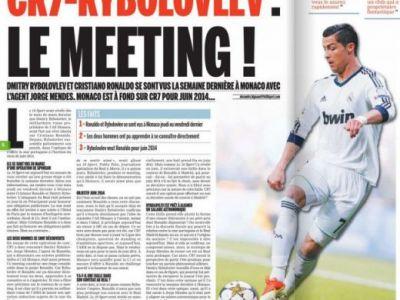 BOMBA ANULUI! Ronaldo si miliardarul care a cumparat Monaco s-au intalnit in SECRET! Ce i-a promis rusul e incredibil! Vezi ce ii OFERA in afara de bani: