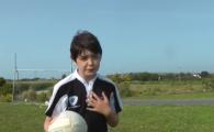 """""""Am 12 ani si asta pot sa fac!"""" Clipul GENIAL al unui pusti din rugby! Cum a uimit o natiune intreaga! VIDEO:"""