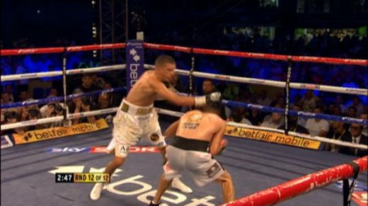 VIDEO BLESTEMUL englez continua! Simion a pierdut centura WBC dupa o decizie CIUDATA a arbitrilor! Merita sa piarda?