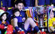"Messi a rupt internetul cu ultima poza: ""Baaa, ce FLUFFY este Thiago :))"" Cum s-a pozat alaturi de fiul sau! SUPER FOTO:"