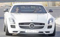 FOTO: Ronaldo e regele parcarii la Real! Cu ce masini au venit astazi madrilenii la reunirea lotului si care sunt noutatile verii pentru Ancelotti!