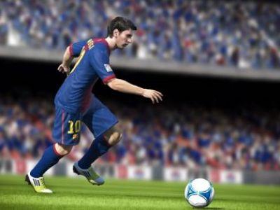 Surpriza pregatita de EA Sports! Un jucator devine un adevarat superstar si o ia pe urmele lui Ronaldinho si Rooney! Cine apare langa Messi pe coperta FIFA 14: