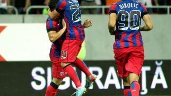 """UEFA se felicita ca nu a exclus-o pe Steaua din Europa: """"Baietii lui Reghe au dominat tot meciul!"""" Cum e ridicata in slavi Steaua de toata lumea:"""