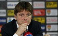 """""""Cat am antrenat in Romania, nu am pierdut cu Steaua!"""" Uhrin Jr stie trei titulari din echipa Stelei! Ce a declarat dupa tragerea la sorti:"""