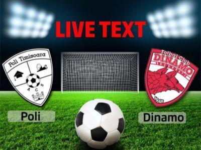 Dinamo arata rau! Timisoara respira din nou o victorie de Liga I: Timisoara 2-0 Dinamo! 10.000 de oameni au sarbatorit pe Dan Paltinisanu!
