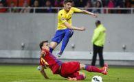 Emotii pentru Steaua inaintea returului de la Skopje! Chiriches s-a ACCIDENTAT si ii da FRISOANE lui Reghe! Ce a patit: